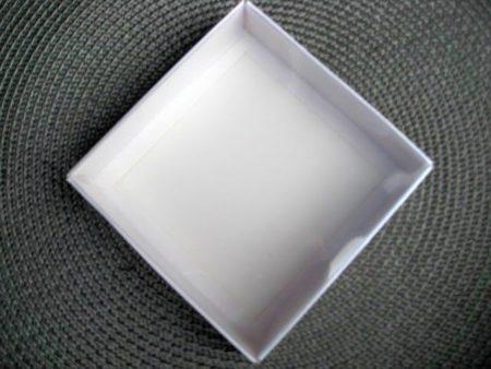 Коробка 12.5х12.5х3см