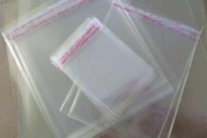 Пакетики 10х12+3 со скотч-клапаном (100шт)