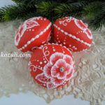 Пряничные шары, пряники шары